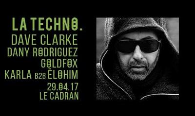 La Techno. with Dave Clarke