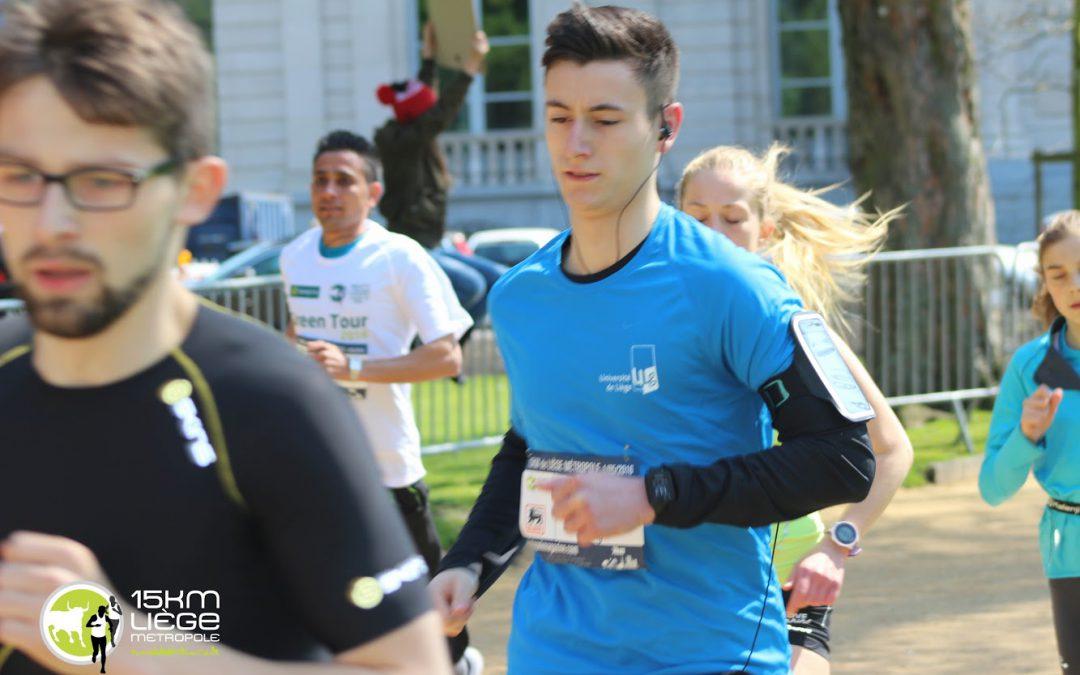Dans quinze jours auront à nouveau lieu les 15 km de Liège Métropole