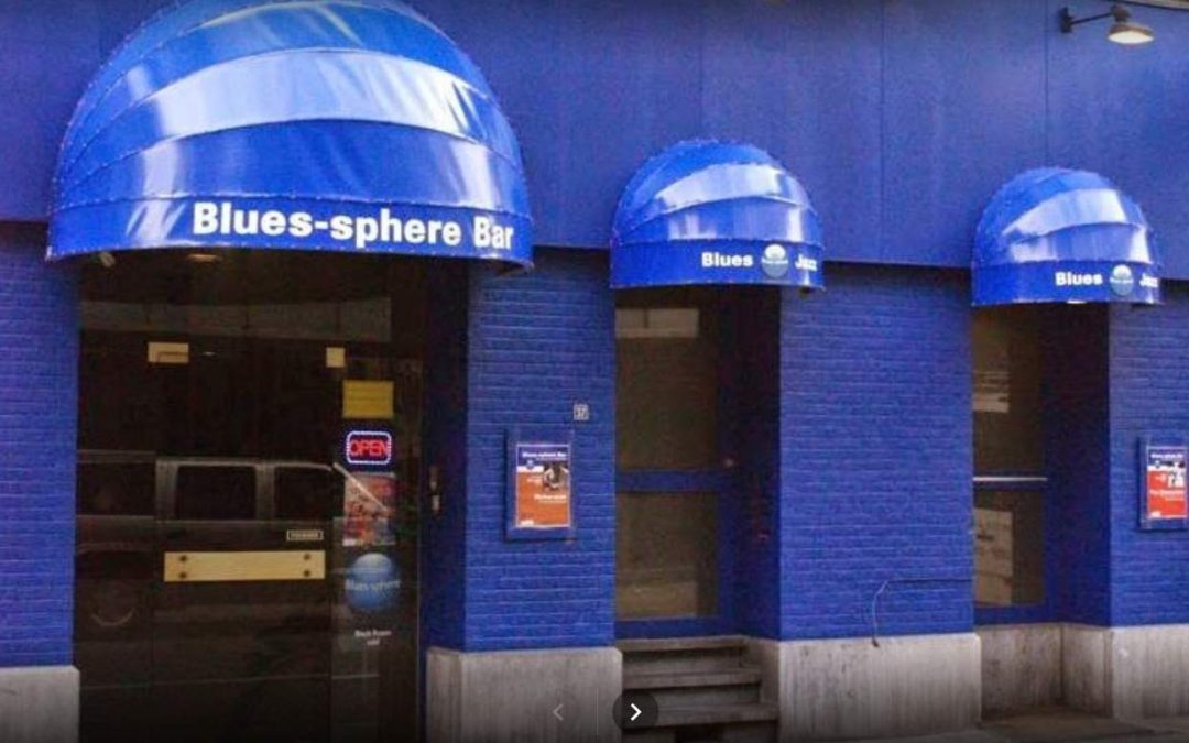 Blues-sphere Bar