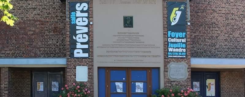 Salle Prévers