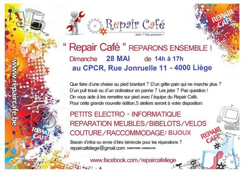 Repair Café de Liège