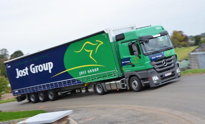 Le  parquet saisit 19 camions chez Jost Group… mais pas les 281 supplémentaires