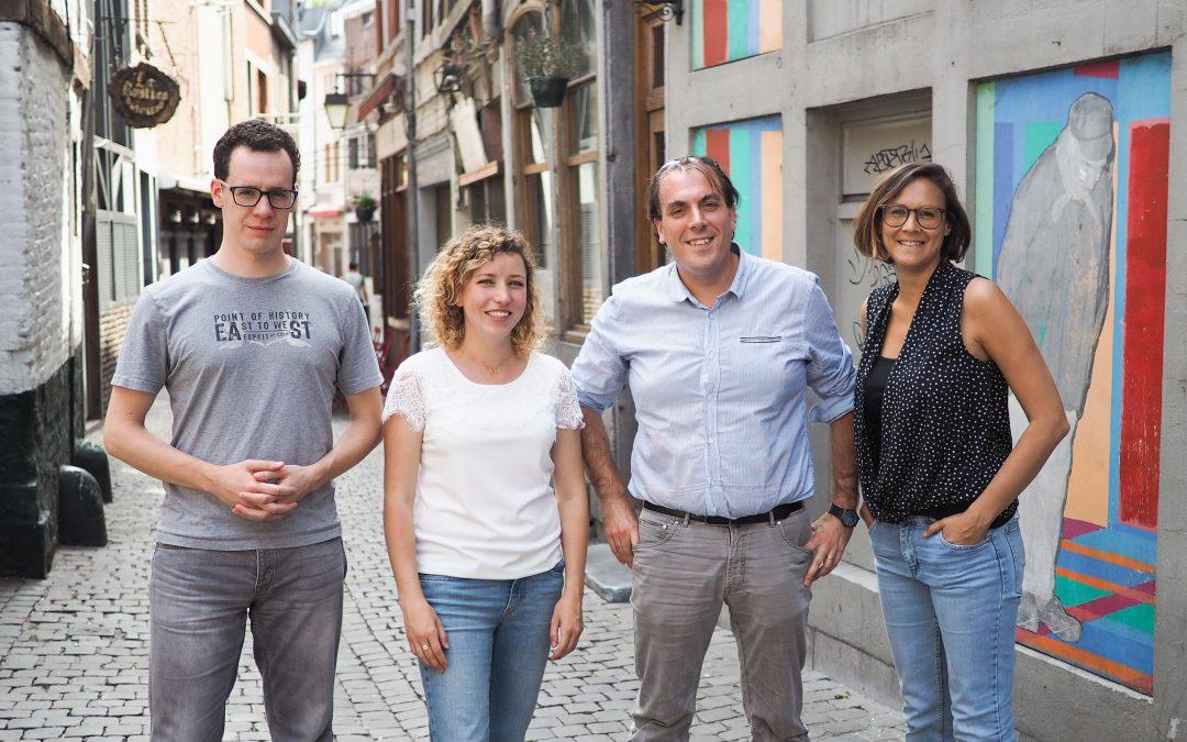 Vert ardent: le nouveau nom d'Ecolo pour les communales liégeoises