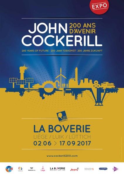 Agenda ► John Cockerill, 200 ans d'avenir