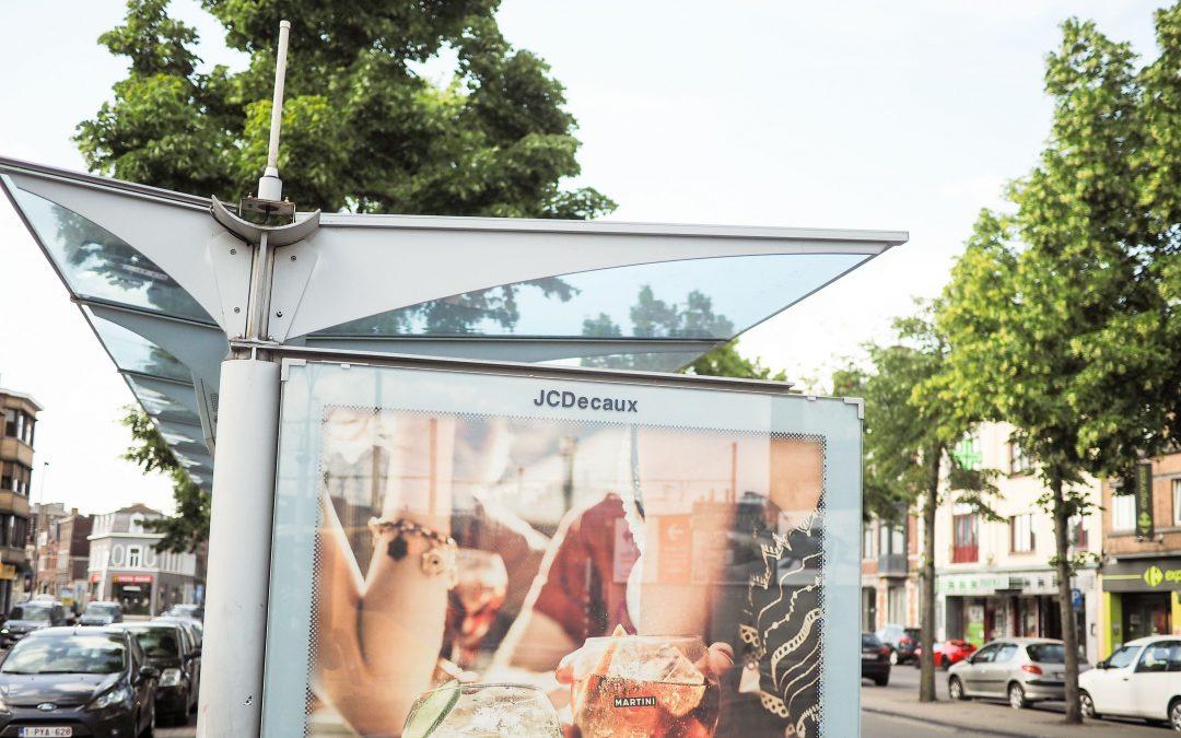 Mobilier urbain: moins de pub, moins d'impact environnemental et plus de recettes