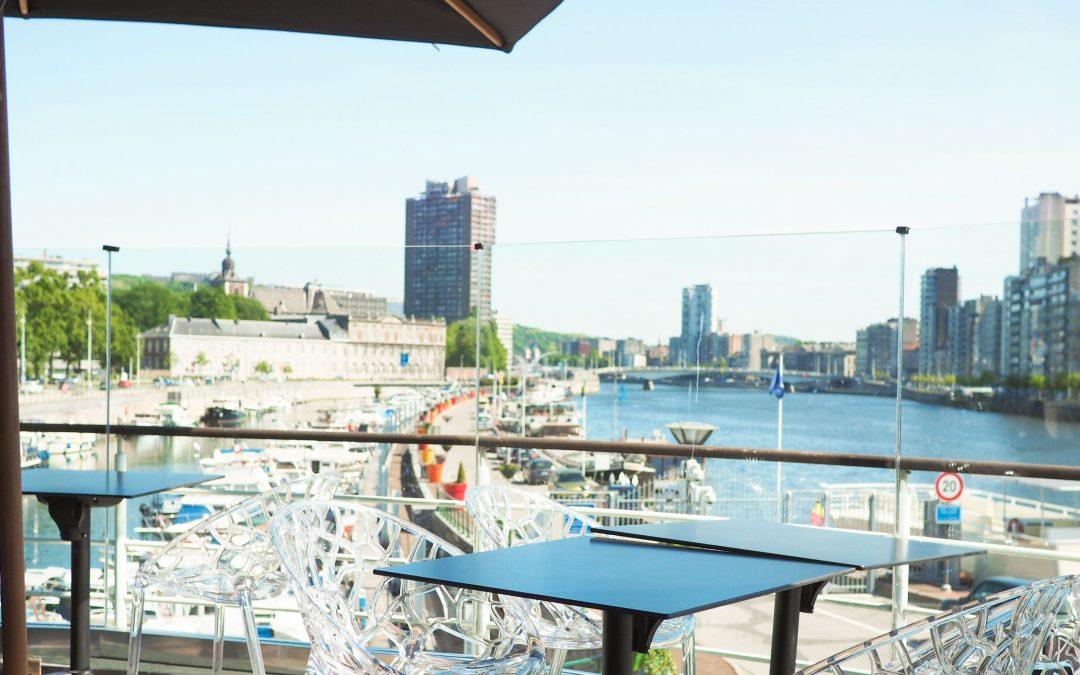 Les 11 meilleures terrasses à Liège pour boire un verre les jours ensoleillés