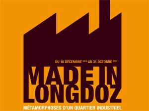 Agenda ► Made in Longdoz – Métamorphoses d'un quartier industriel