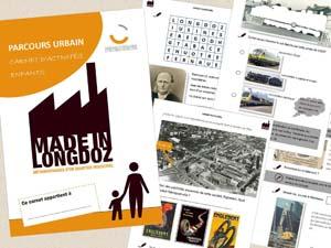 Agenda ► Parcours urbain « Made in Longdoz »
