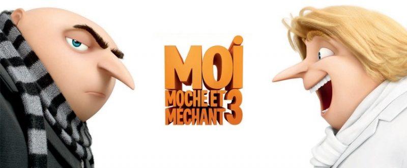 Cinéma: Moi, moche et méchant 3