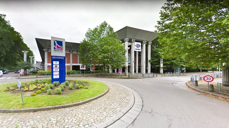 Le centre commercial belle ile s 39 agrandit c 39 est officiel for Centre commercial grand tour sainte eulalie