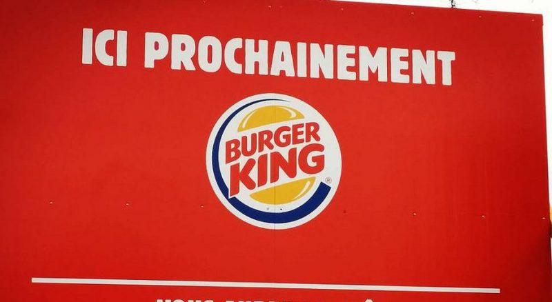 Un Burger King à l'entrée de l'îlot Saint-Michel remplacera le Quick situé en face