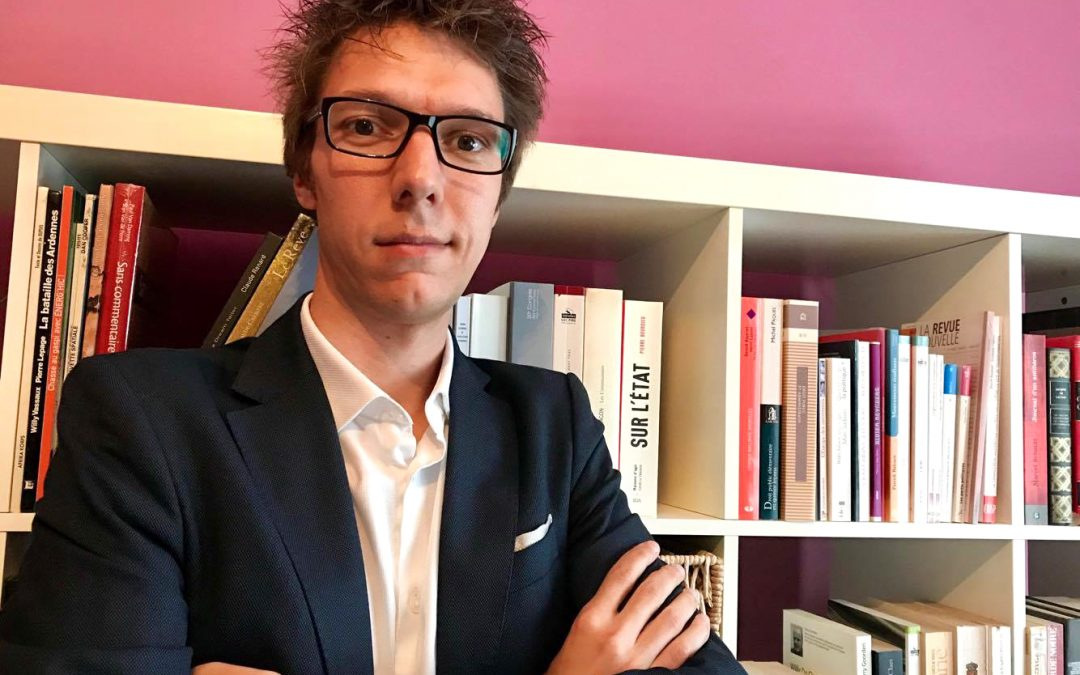 Jean-Yves Pirenne nouveau commissaire du gouvernement à l'université