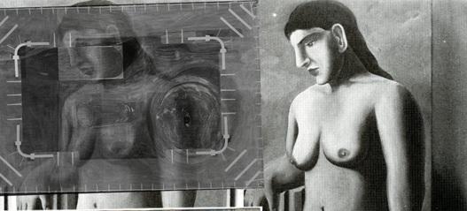 La dernière pièce de «La pose enchantée» de Magritte retrouvée à Bruxelles