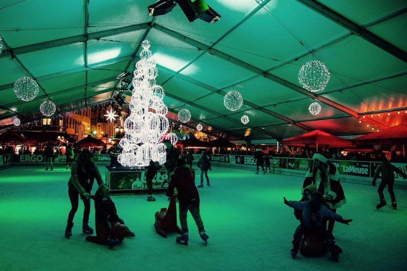 Agenda ► La Patinoire de Noël