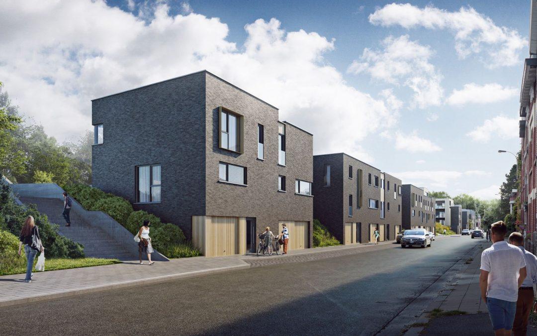 Biens neufs : importante hausse des prix de l'immobilier à Liège