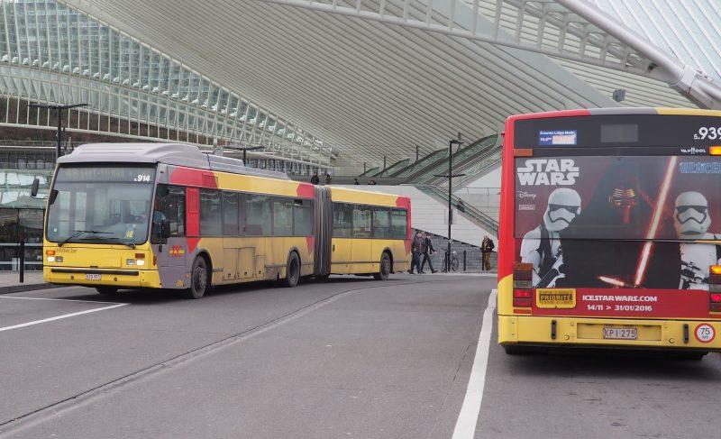 Manifestation nationale ce 28 septembre: les lignes de bus TEC perturbées
