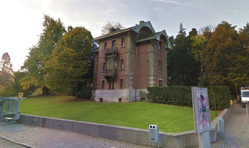 La maison du jardin botanique privatisée par un cabinet d'avocats: attention au patrimoine