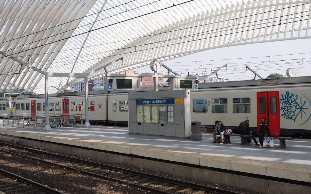 SNCB: horaires et parcours modifiés, circulation interrompue vers l'Allemagne