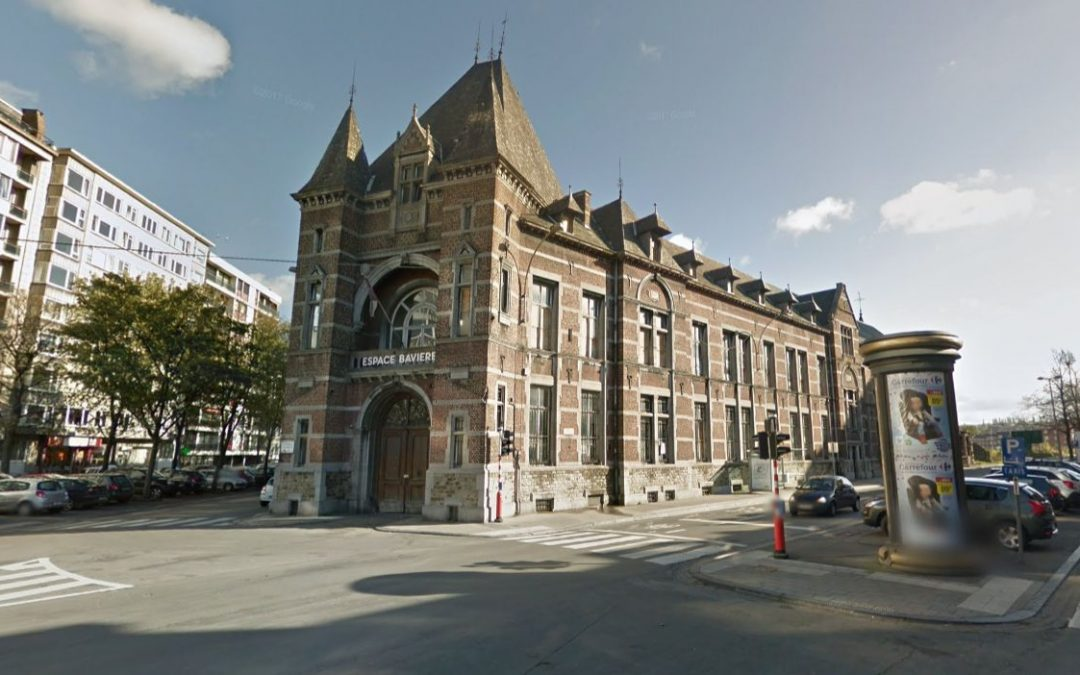 La façade de l'ancien hôpital de Bavière incendié va devoir être démontée