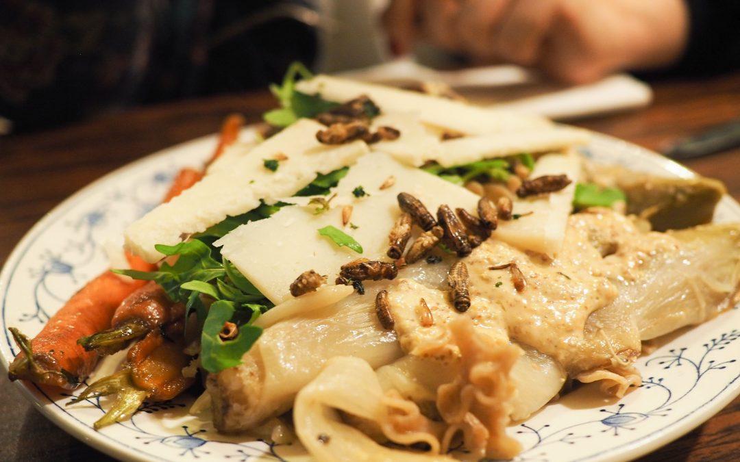 Premier restaurant à insectes de Liège: on a testé!