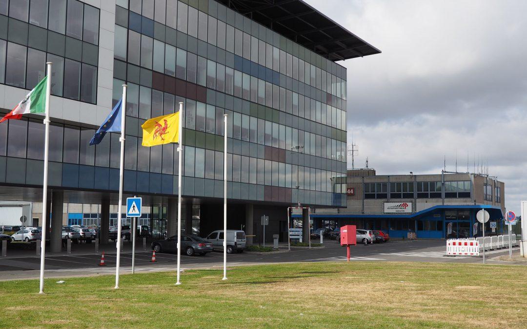 Le TGV Fret de Liege Airport est au point mort