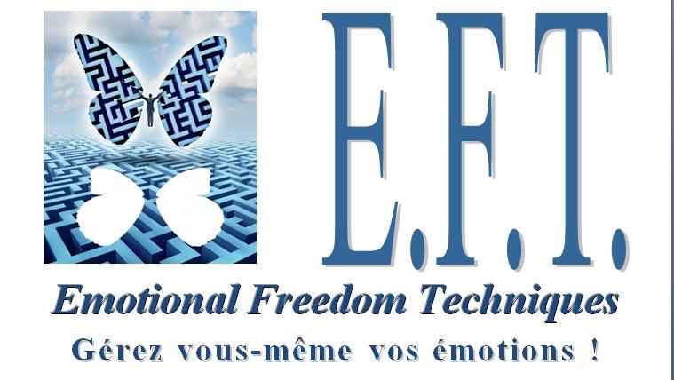 Agenda ► Formation gestion des émotions, libération de peurs & blocages par l'EFT Emotional Freedom Technique