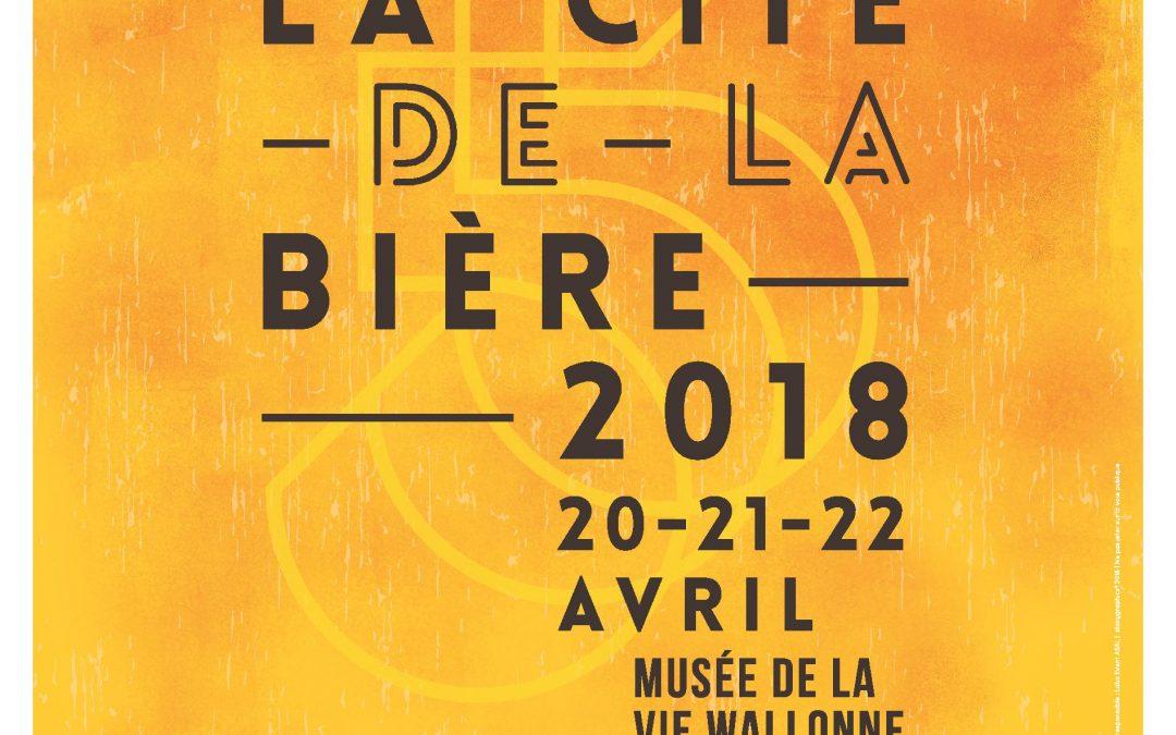 Agenda ► La Cité de la Bière – Edition 2018