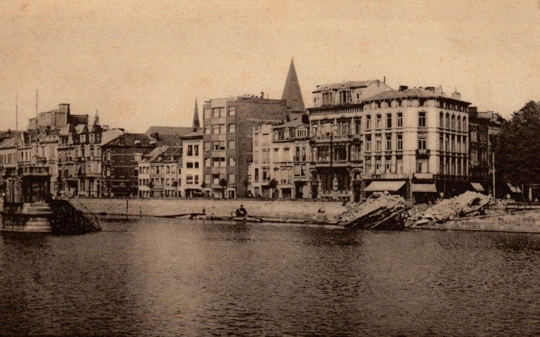 Des archives et plans historiques de l'urbanisme numérisés