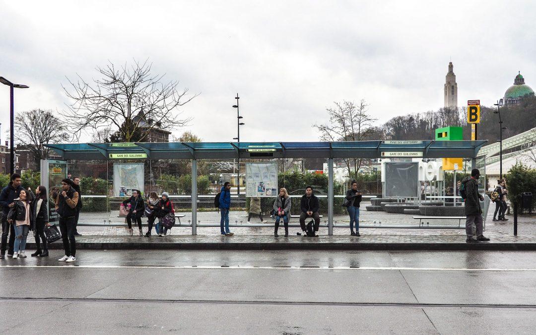 Les abribus sont progressivement retirés à Liège: voici pourquoi