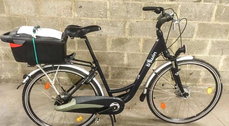La police recherche les propriétaires de 30 vélos volés