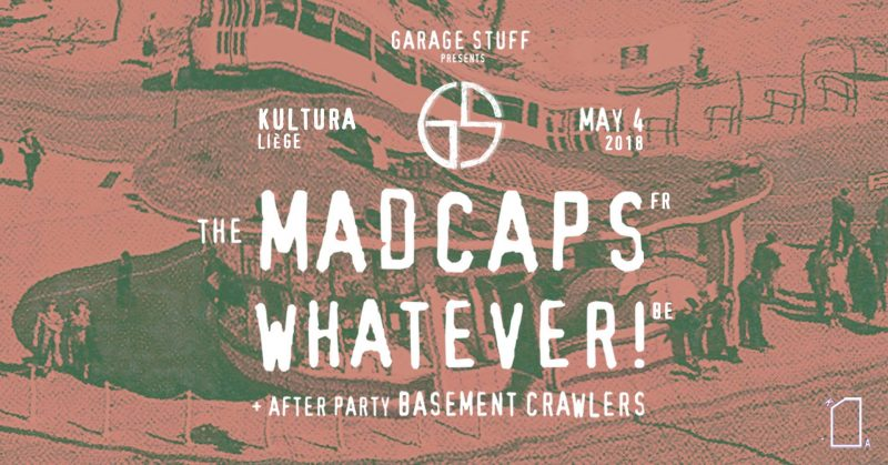concert the madcaps whatever basement crawlers