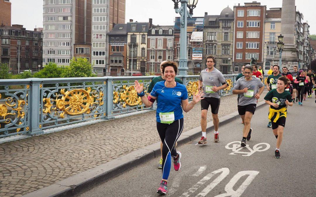Bientôt les 15 km de Liège Métropole: 7000 participants attendus
