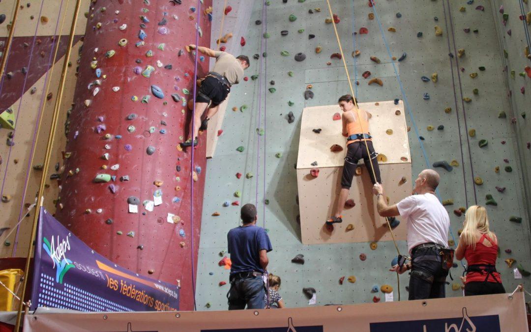 Une nouvelle salle d'escalade pour Top Rock
