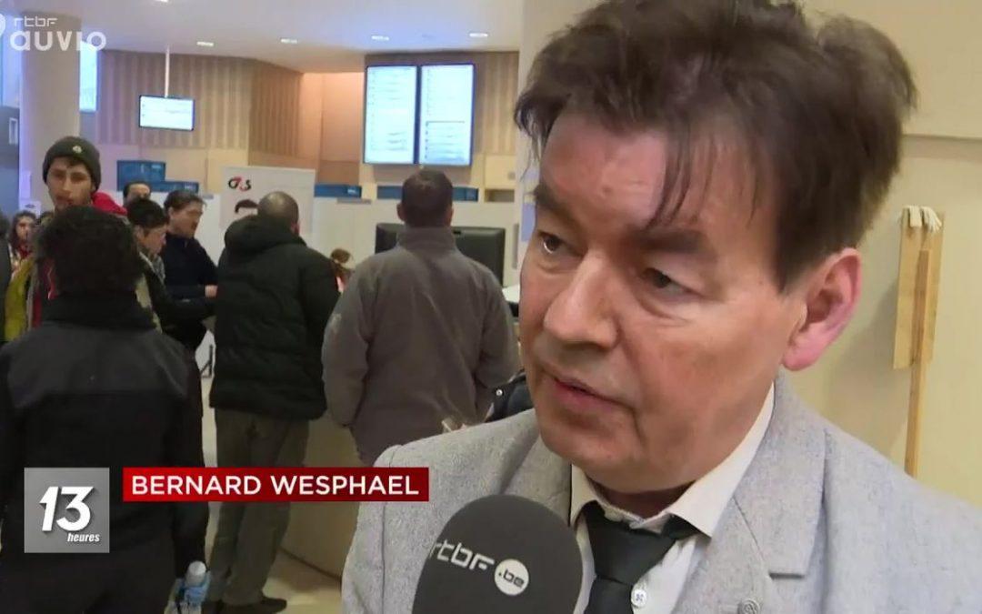 Bernard Wesphael va toucher 83.000 € d'indemnisation