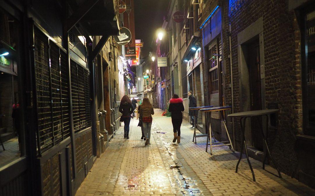"""Liège a maintenant un """"conseil communal de la nuit"""""""