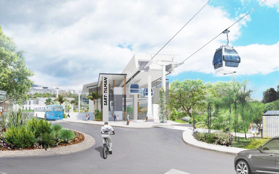 Bus à haut niveau de service, corridors vélo, téléphérique… : les demandes de l'ULiège par rapport au PUM
