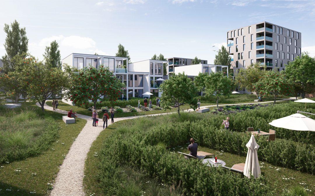 Salve de nouveaux logements dans les trois quartiers du nord de la ville