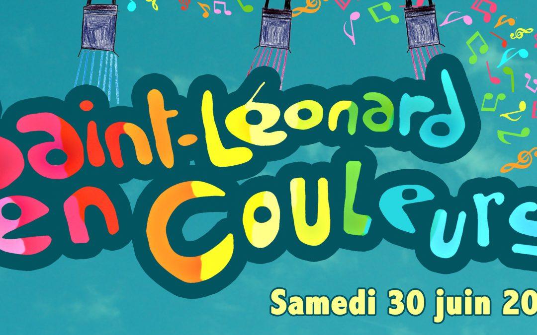 Agenda ► Saint-Léonard en Couleurs