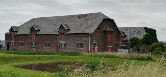 Ry-Ponet: lancement d'une coopérative pour acquérir la ferme Sainte-Anne