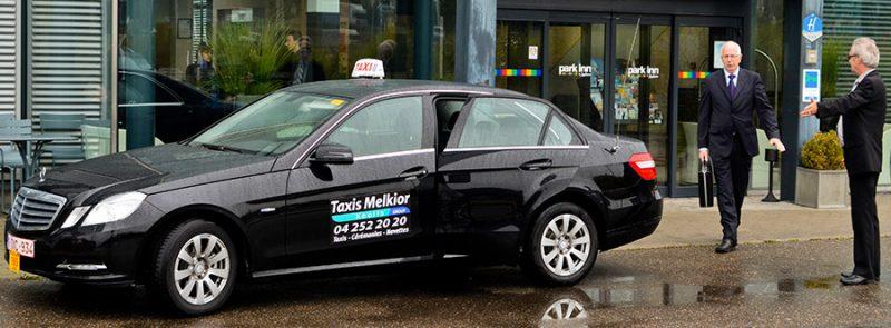 Des taxis à moitié prix à Liège pour les 16-30 ans
