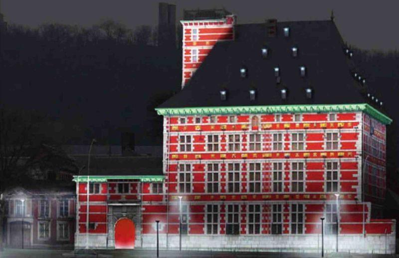 Le musée Grand Curtius va être illuminé la nuit