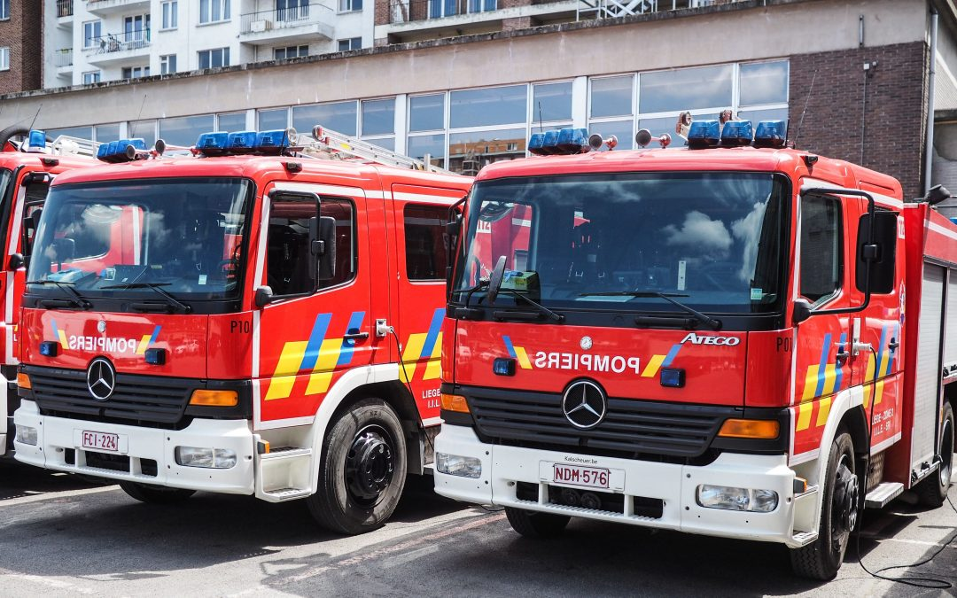 Week-end portes ouvertes chez les pompiers