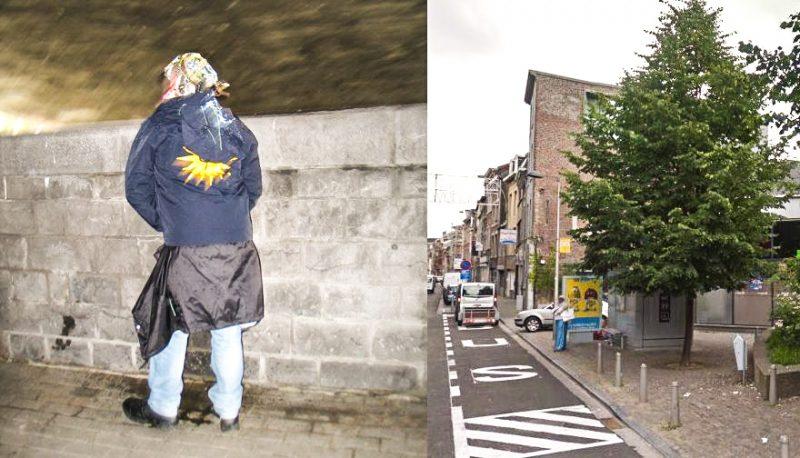 A Liège, un jugement autorise le pipi en rue s'il est urgent