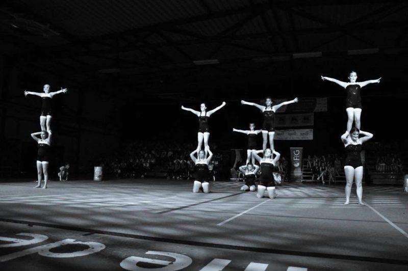 4.500 gymnastes arrivent de 20 pays d'Europe