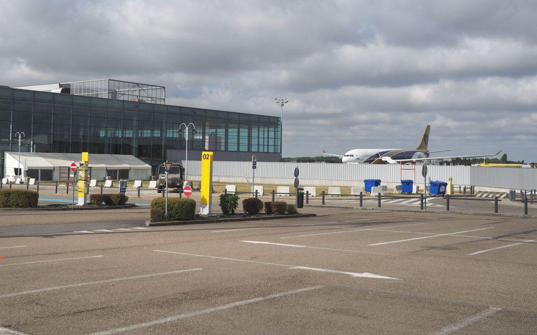 Avions bruyants à Liège: principalement à cause du vent