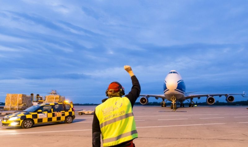 Nouveau hub cargo à Liège Airport et 400 emplois en perspective
