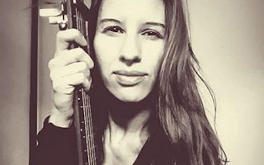 Agenda ► Mylène L. Chamblain (F) blues acoustique