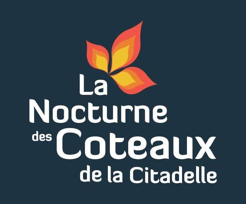 Agenda ► Nocturne des Coteaux de la Citadelle 2019