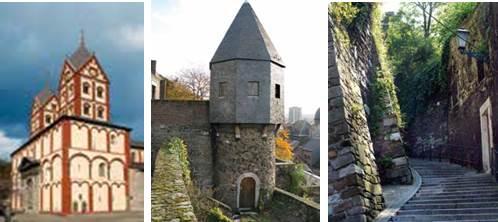 Agenda ► Promenade découverte de Liège et des coteaux de la Citadelle