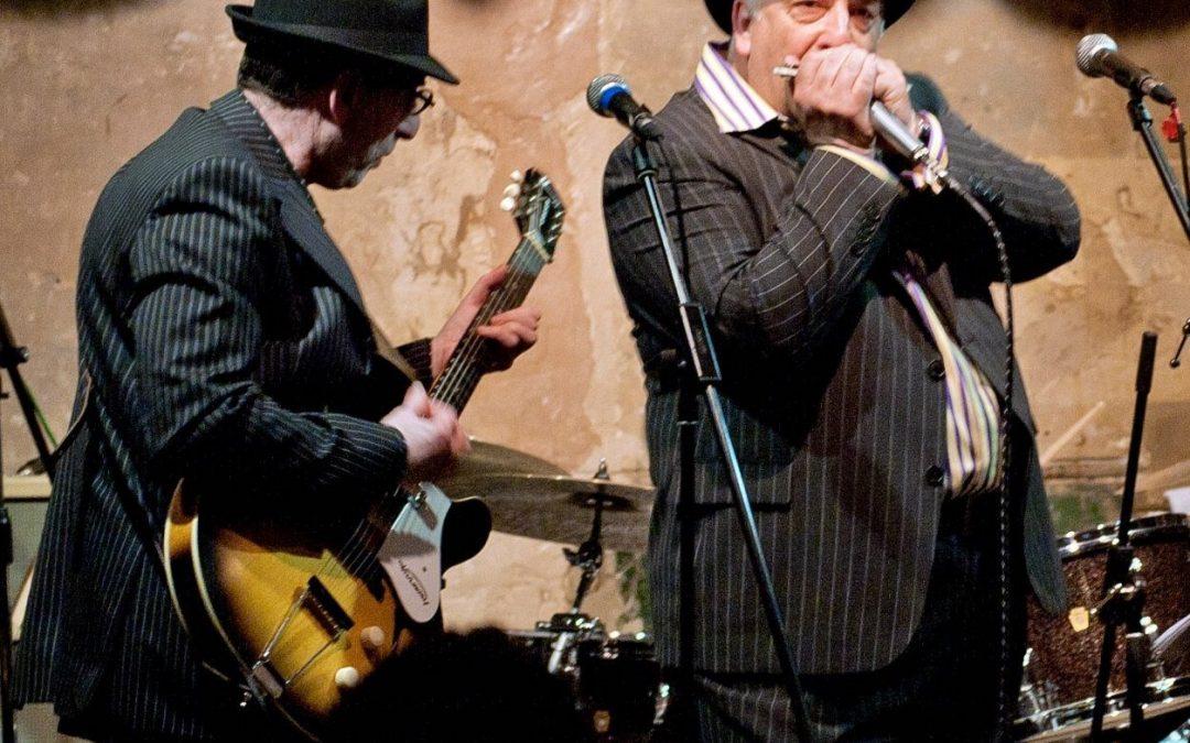 Agenda ► The Untouchables (UK) blues